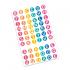 Adesivos Letrinhas | Alfabetização e Identificação de pertences 2