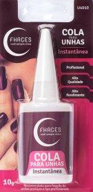 Imagem - Cola Para Unhas Profissional 10g Fhaces cód: 5803