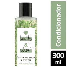 Imagem - Condicionador Energizing Detox - Óleo de Melaleuca & Vetiver Love Beauty And Plant cód: 372
