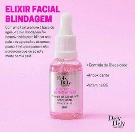 Imagem - Elixir Facial Blindagem - Dely Dely cód: 5865