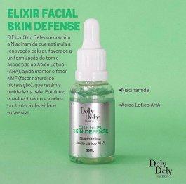 Imagem - Elixir Facial Skin Defense - Dely Dely cód: 5864