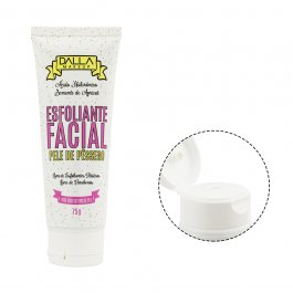 Imagem - Esfoliante Facial Pele de Pêssego - Dalla Makeup cód: 5992