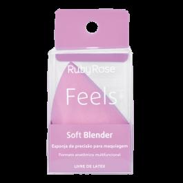 Imagem - Esponja De Maquiagem Soft Blender Feels - Ruby Rose cód: 5889