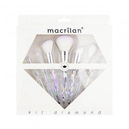 Imagem - Kit De Pincel Diamond - Macrilan cód: 5898