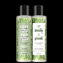 Imagem - Kit Energizing Detox - Óleo de Melaleuca & Vetiver Love Beauty And Plant cód: 341