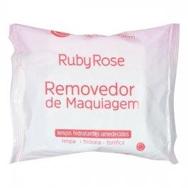 Imagem - Lenço Removedor De Maquiagem Rosa - Ruby Rose cód: 5884