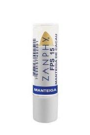Imagem - Manteiga de Cacau FPS 15 Zanphy cód: 5422