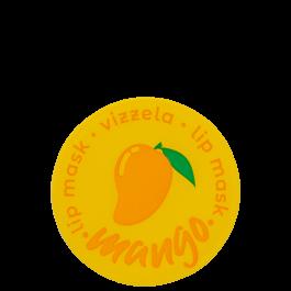 Imagem - Máscara Hidratante Labial Mango Mask - Vizzela cód: 6182