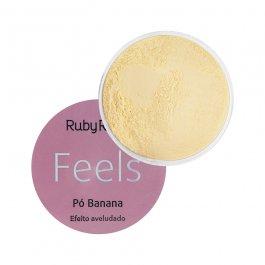 Imagem - Pó Banana Feels - Ruby Rose cód: 5988
