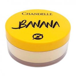 Imagem - Pó Facial Banana Chandelle cód: 5247