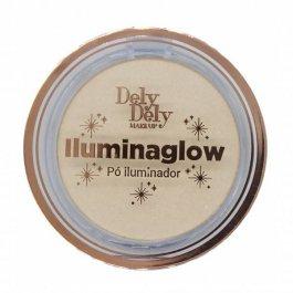 Imagem - Pó Iluminador 01 Iluminaglow Dely Dely cód: 5678