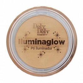 Imagem - Pó Iluminador 03 Iluminaglow Dely Dely cód: 5680