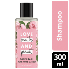 Imagem - Shampoo Curls Intensify - Murumuru & Rosa Love Beauty And Planet cód: 369