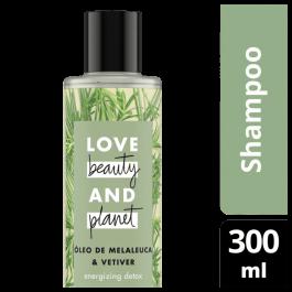 Imagem - Shampoo Energizing Detox - Óleo de Melaleuca & Vetiver Love Beauty And Plant cód: 371
