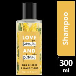 Imagem - Shampoo Hope and Repair - Óleo de Coco & Ylang Ylang Love Beauty And Planet cód: 356