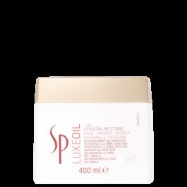 Imagem - SP System Professional Luxe Oil Keratin Restore - Máscara Capilar 400ml cód: 6152