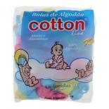 Algodão Colorido em Bolas Cotton - 9734