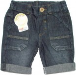 Bermuda Jeans com Barra Moderna- ref. 4866