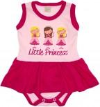 Body Vestido - Bebê Princesinha REF. 5734