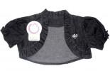 Bolerinho Jeans - Bebê Princesa REF. 4870
