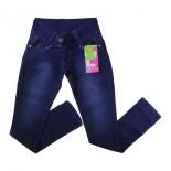 Calça Infantil Jeans Com Elastano 7078