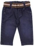 Calça Jeans Infantil com Cinto - Jovem REF.  6338