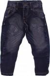 Calça Jeans Infantil Saruel Menino Moderno - 6805