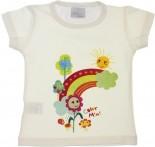 Camiseta de Menina - estampas Alegres REF. 6731