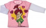 Camiseta Infantil - Personagem REF. 6170