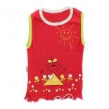 Camiseta de Bebê Regata 8001