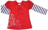 Camiseta de Manga Longa para Menina - Color Moni - cod.6780