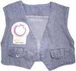 Colete Jeans - Bebê Coletinho REF.4869