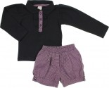 Conjunto Infantil Menina Conto Fadas - 5788