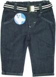 Calça Jeans c/Cinto- ref. 5329