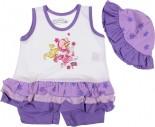 Macacão Curto para Bebê - Chapeuzinho REF.  6534