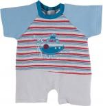 Macacão Curto - Bebê Estampas 6579