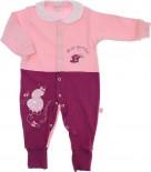 Macacão Longo - Bebê Bicho Molhado REF. 5995