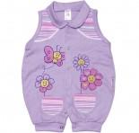 Macacão Regata - Bebê Charminho REF.4852