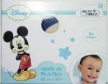 Enxoval de Bebê - Manta Mickey REF. 5248