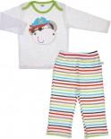 Pijama Infantil - Menino - Zig Mundi Estampas 6701