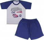 Pijama Infantil - Menino - Carros REF. 6005