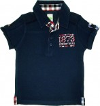 Camisa Polo Manga Curta Infantil 5594