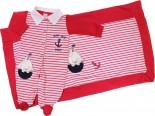 Saída de Maternidade Menino Marinheiro REF. 6597