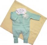 Saída de Maternidade em Linha Girl REF.5175