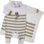 Saída de Maternidade Artesanal REF. 6305