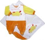 Saída de Maternidade Cat REF. 3590