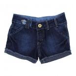 Shorts Jeans Infantil Sumaya - 8363