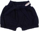 Shorts de Bebê - Jeans de Bolinha REF. 6451