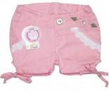Shorts Jeans - Bebê Rosadinha REF. 4108