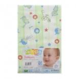 Travesseiro Anti Sufocante Estampado Para Bebê 8219